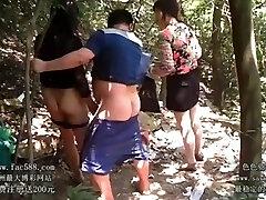 Chisa kirishima mature asian lady shows tits
