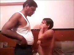 Busty wife cheats on
